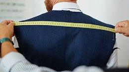 定制衬衫成衣尺寸加放技巧