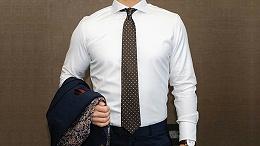 男士西装定制打造气度不凡的绅士风度