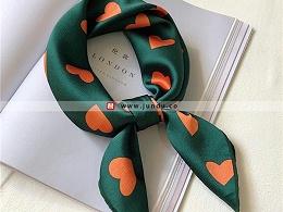 时尚百搭气质职业丝巾定制-SJ0253