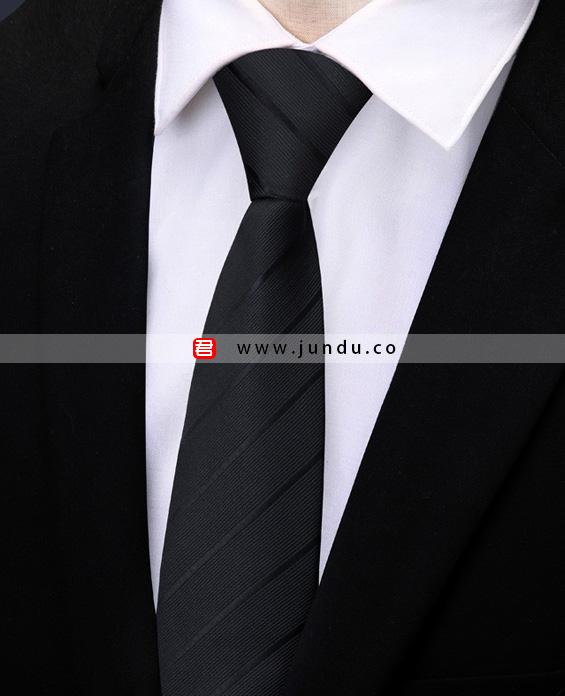 女黑色职业裙定制展示图