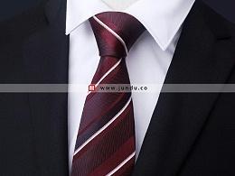高档商务正装职业领带定制-LD0264