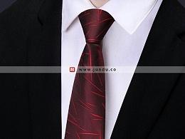 高档商务正装职业领带定制-LD0265