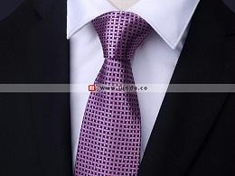 高档商务正装职业领带定制-LD0267