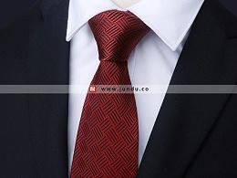 高档商务正装职业领带定制-LD0269