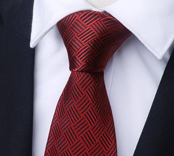 高档商务领带定制图片