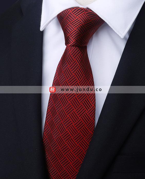 高档商务领带定制展示图