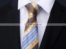 高档商务正装职业领带定制-LD0262