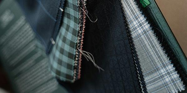 定制西裤如何选择面料