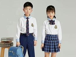 中小学生校服定制-XF0206