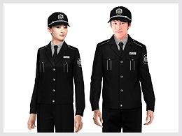 物业管理安保服定制-ABF0076