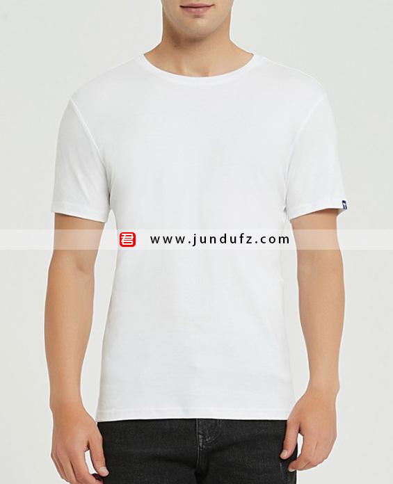男士文化衫T恤定制展示图