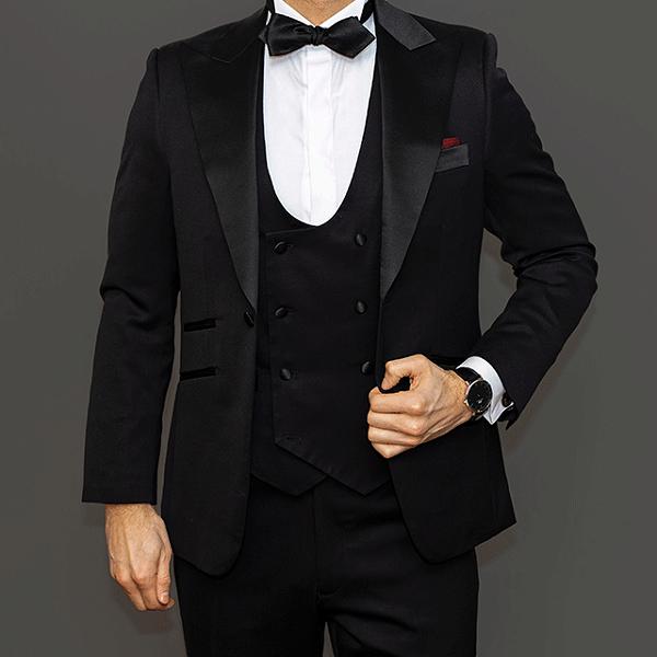 男士定制西装搭配技巧,快来看看怎么搭配衬衫!