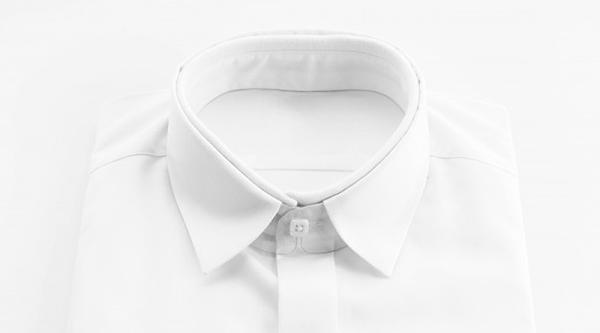 定制衬衫的领围尺寸加放标准