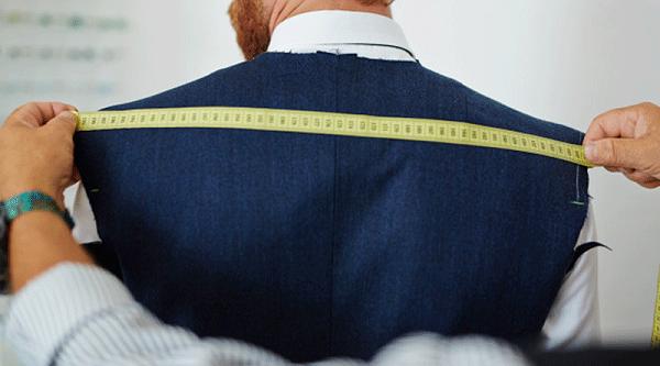 定制衬衫肩宽尺寸加放标准