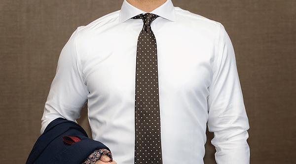 定制衬衫的胸围尺寸加放标准