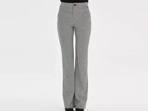 女士直筒长裤定制