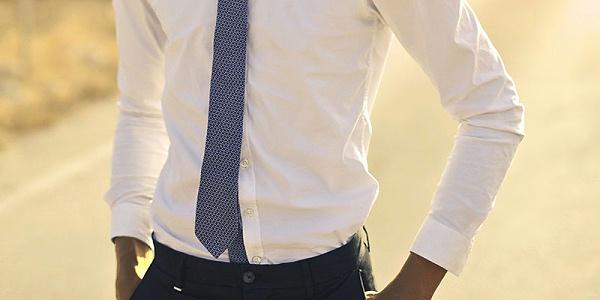 定制衬衫的中腰尺寸加放标准