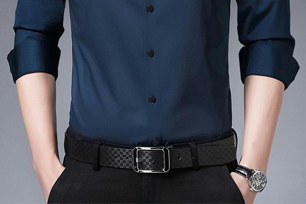 定制衬衫的下摆尺寸加放标准