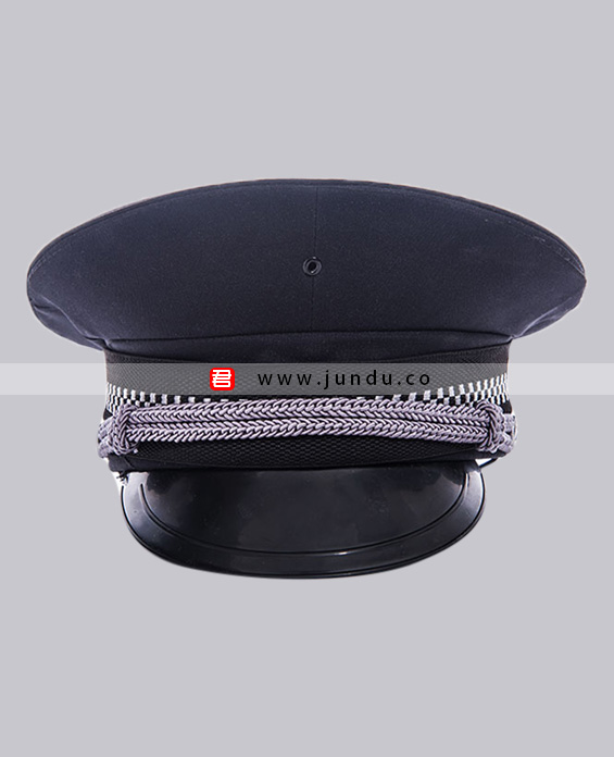 男士职业装帽子定制展示图