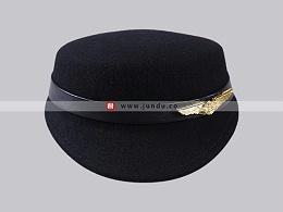职业正装女士帽子定制-MZ0285