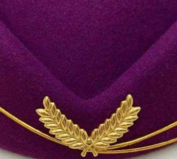 女士职业装帽子定制图片