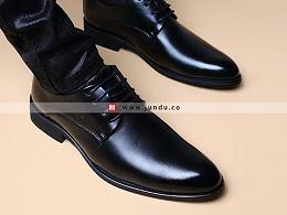 高档商务职业正装皮鞋定制-XZ0272