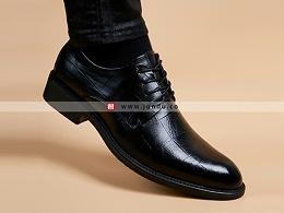 高档商务职业正装皮鞋定制-XZ0271