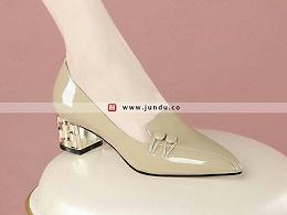 高档商务职业正装女鞋定制-XZ0276