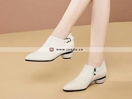 高档商务职业正装女鞋定制-XZ0279