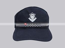 职业正装保安帽子定制-MZ0281