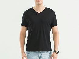 企业团体制服文化衫T恤定制-TX0065