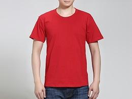 企业团体制服文化衫T恤定制-TX0066