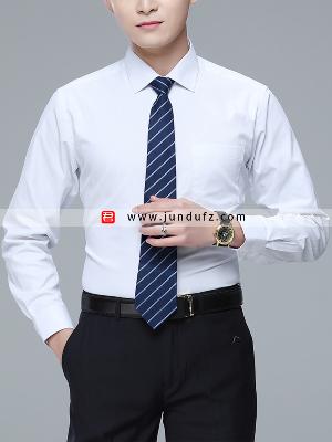 男士西装两件套职业装定制