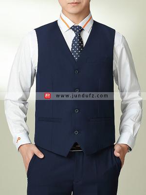 男士西装三件套职业装定制