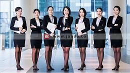 君度服饰告诉你团体职业装定制的三大意义